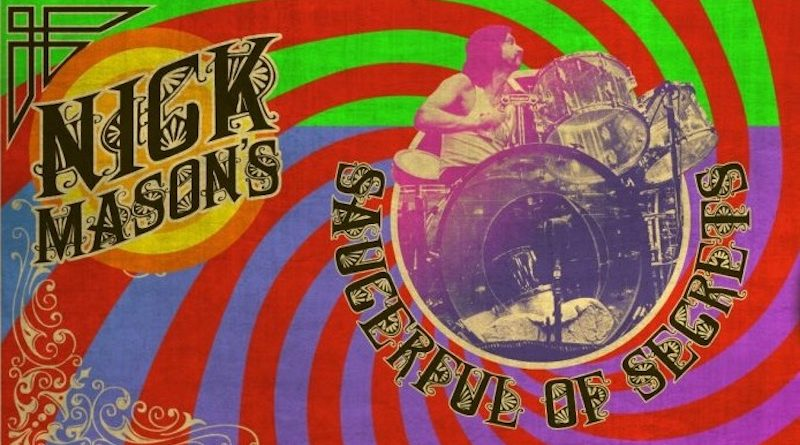 Nick Mason's Saucerful of Secrets / Arènes de Nîmes (06/07/2019)