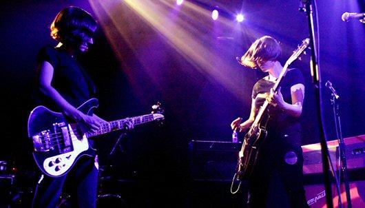 Electrelane + Tender Forever + Anni Rossi – Transbordeur (Lyon), 20/11/07