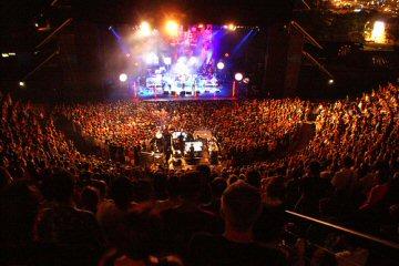 Arcade Fire – Nuits de Fourvière (Lyon), 18/07/07