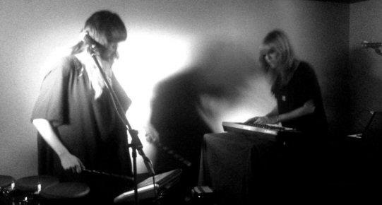 Giana Factory + Sinister Folks / Pop-in (Paris), 06/06/11
