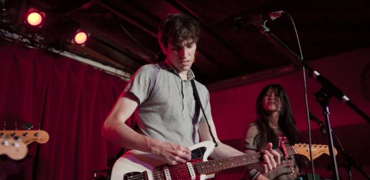 The Pains Of Being Pure At Heart + Young Michelin – Sonic (Lyon), 24/06/11