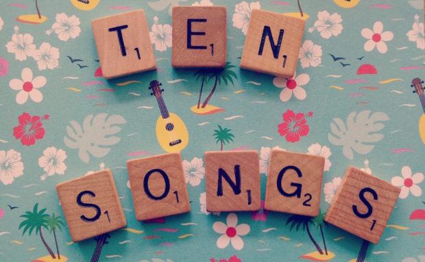 Summer playlist (Ten Songs #19)
