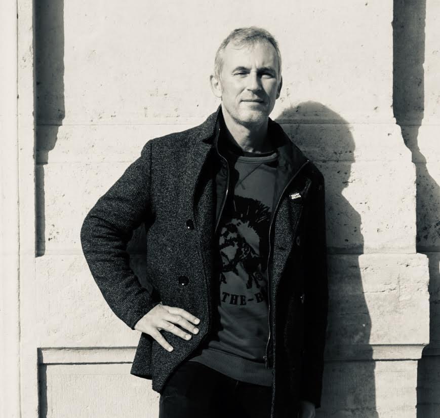 Portrait Olivier Boutry