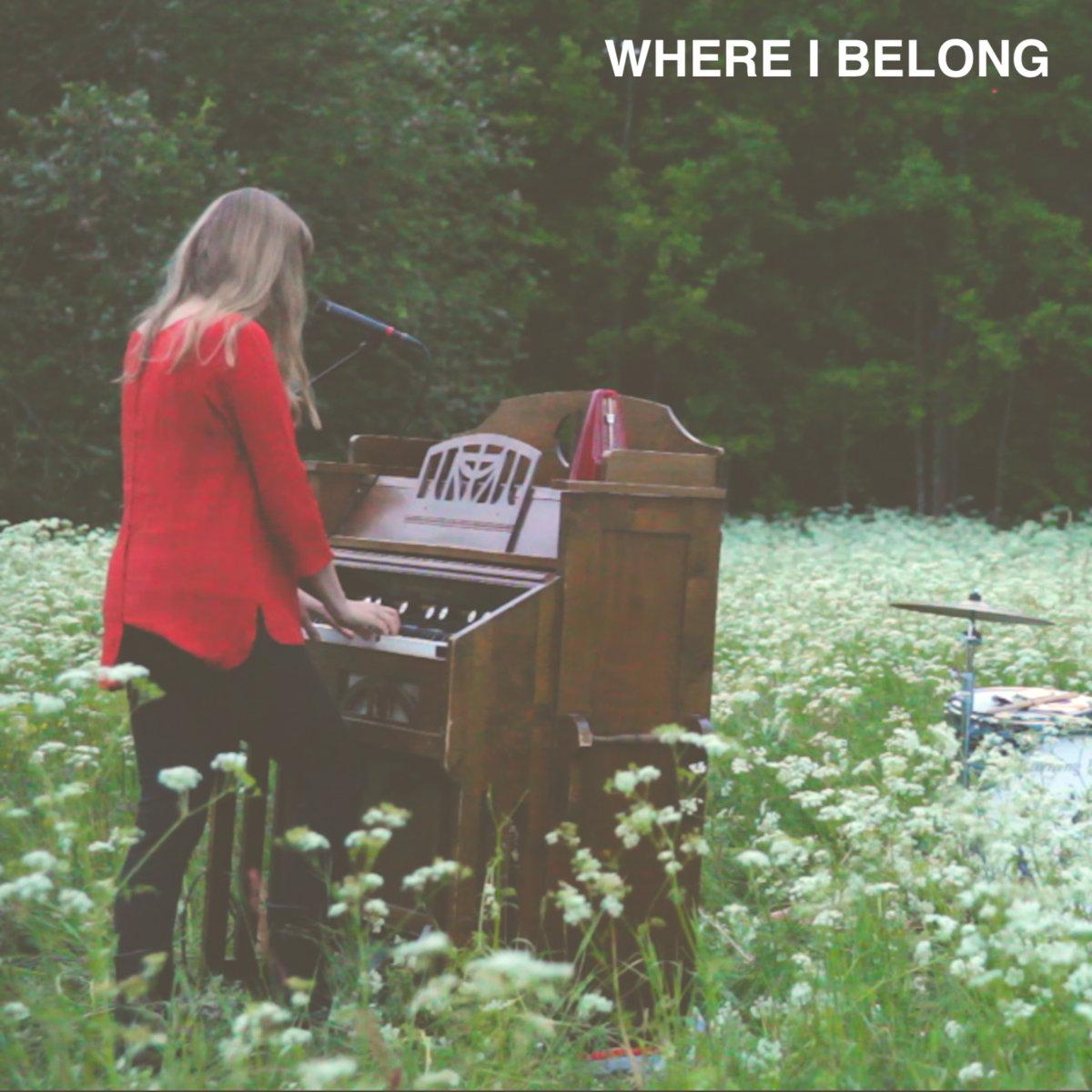 pochette de where I belong des Burning Hearts